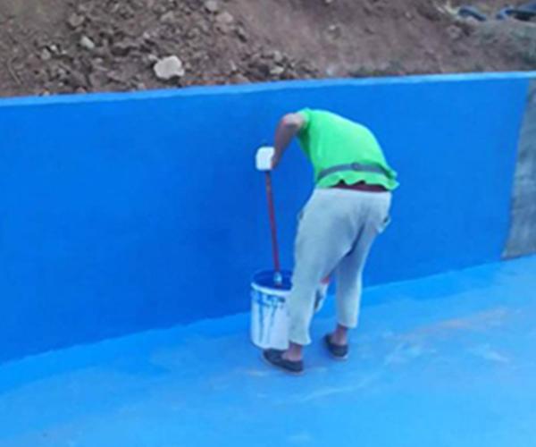 水上乐园整体涂装——成都耐磨地坪施工