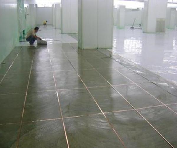PVC片材防静电地坪