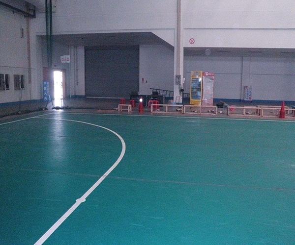 PVC卷材室内球场、运动场