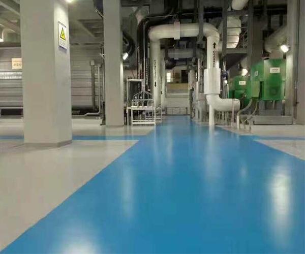 聚胺脂耐磨地坪