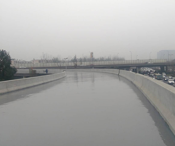 成都市神仙树立交桥防水——耐磨硬化地坪