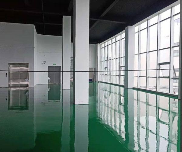 广元环氧耐磨地坪